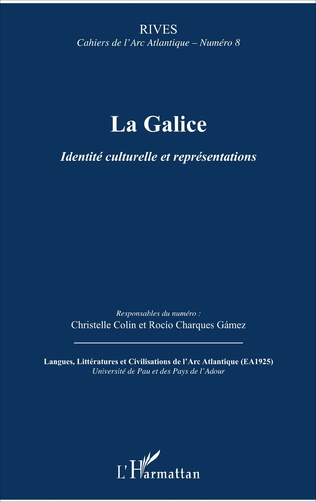 Couverture La Galice