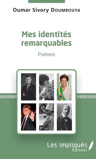 Couverture Mes identités remarquables