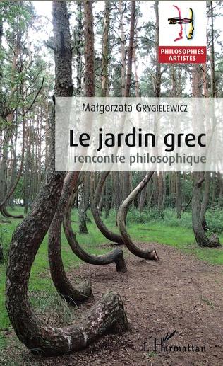 Couverture Le jardin grec