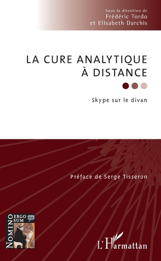 Couverture La cure analytique à distance
