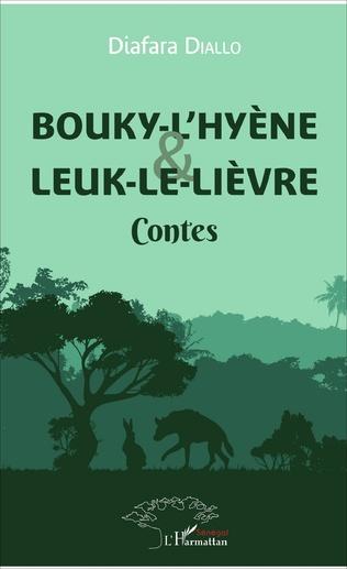 Couverture Bouky-l'Hyène et Leuk-le-Lièvre