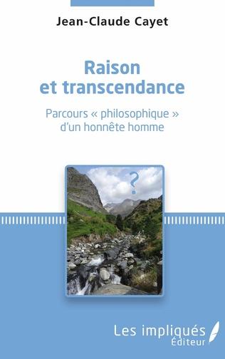 Couverture Raison et transcendance
