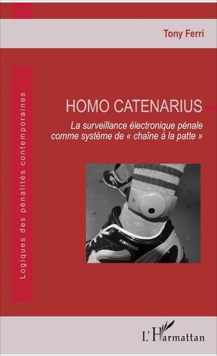 Couverture Homo Catenarius