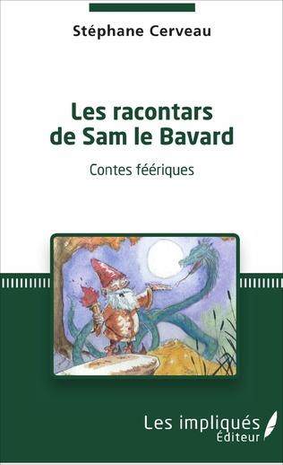 Couverture Les racontars de Sam le Bavard