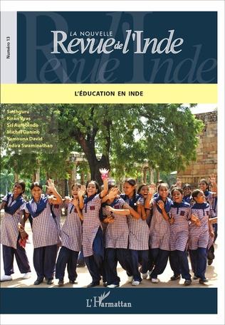 Couverture L'éducation en Inde