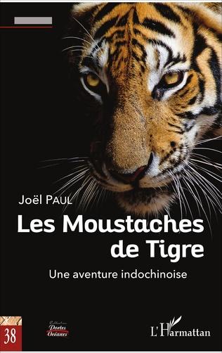 Couverture Les Moustaches de Tigre