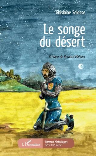 Couverture Le Songe du désert