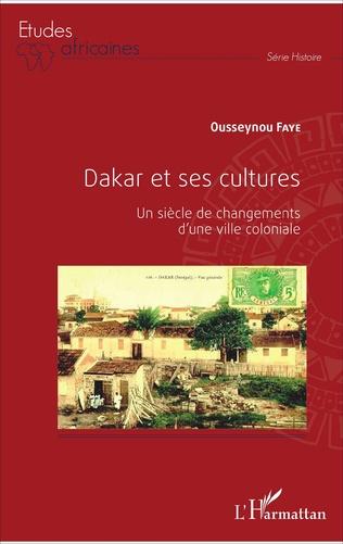 Couverture Dakar et ses cultures