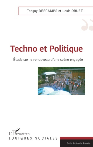 Couverture Techno et Politique