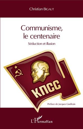 Couverture Communisme, le centenaire