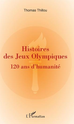 Couverture Histoires des Jeux Olympiques
