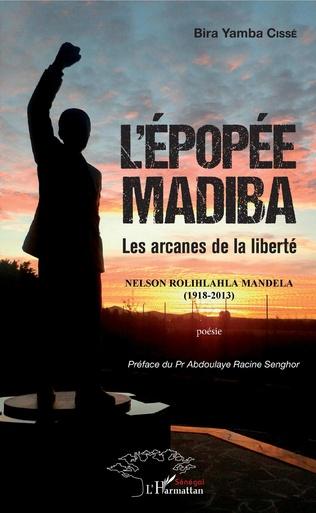Couverture L'épopée Madiba