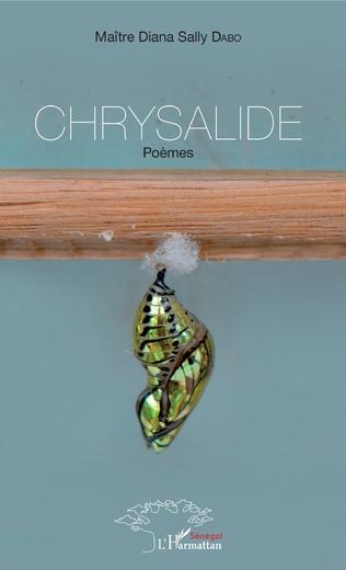 Couverture Chrysalide. poèmes