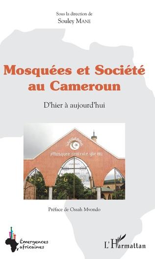 Couverture Mosquées et société au Cameroun