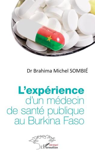 Couverture L'expérience d'un médecin de santé publique au Burkina Faso