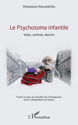 Couverture Le Psychosoma infantile