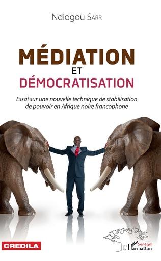 Couverture Médiation et démocratisation