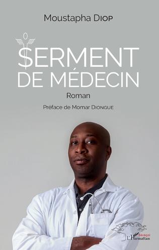 Couverture Serment de médecin