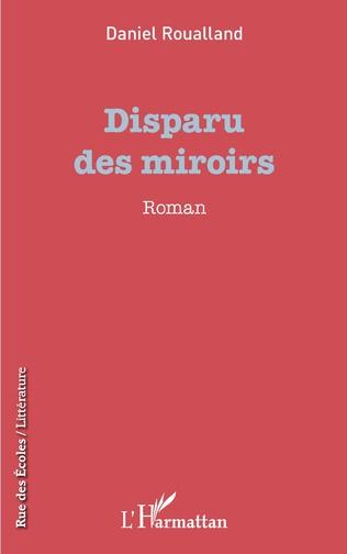 Couverture Disparu des miroirs