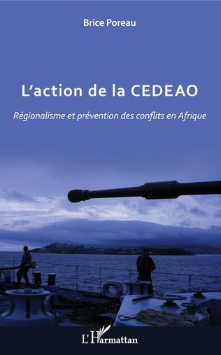 Couverture L'action de la CEDEAO