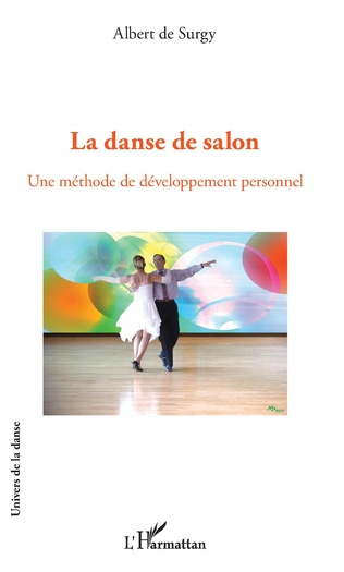 Couverture La danse de salon