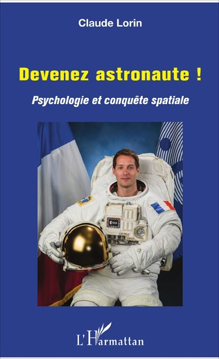 Couverture Devenez astronaute !