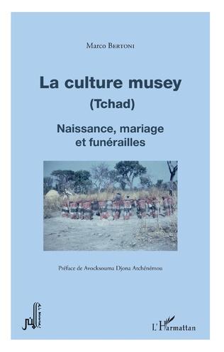 Couverture La culture musey (Tchad)