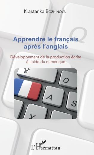 Couverture Apprendre le français après l'anglais