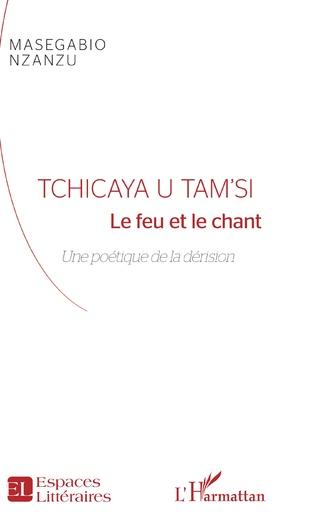 Couverture Tchicaya U Tam'Si