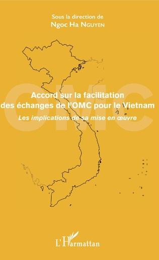 Couverture Accord sur la facilitation des échanges de l'OMC pour le Vietnam