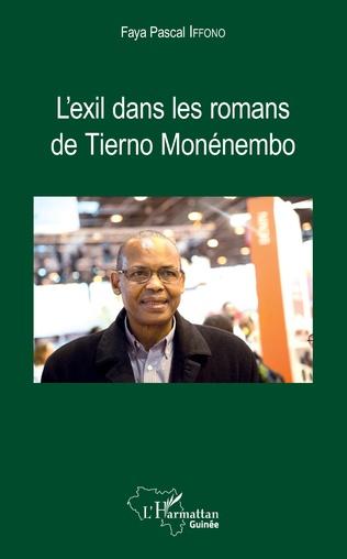 Couverture L'exil dans les romans de Tierno Monénembo