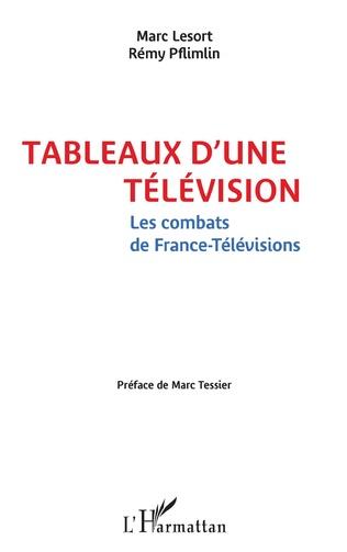 Couverture Tableaux d'une télévision