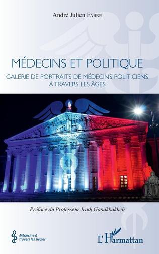 Couverture Médecins et politique
