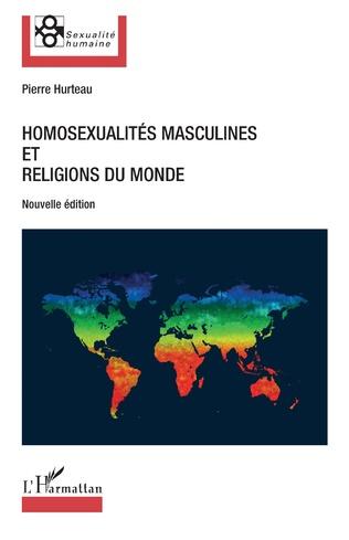 Couverture Homosexualités masculines et religions du monde