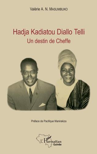 Couverture Hadja Kadiatou Diallo Telli