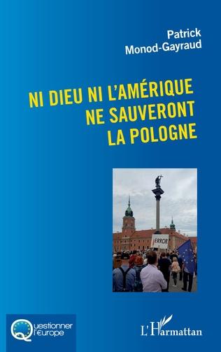 Couverture Ni Dieu ni l'Amérique ne sauveront la Pologne