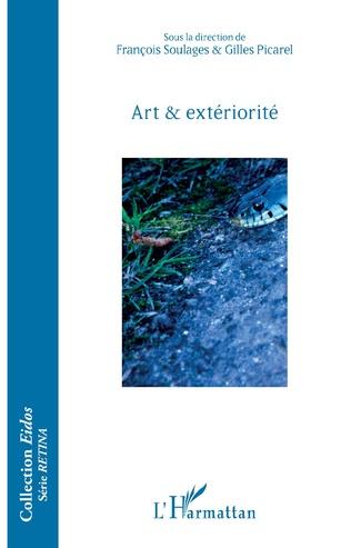 Couverture Art et extériorité