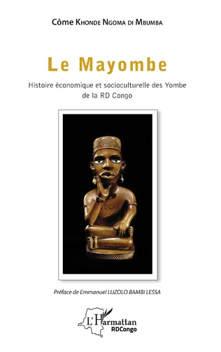 Couverture Le Mayombe