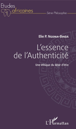Couverture L'essence de l'Authenticité