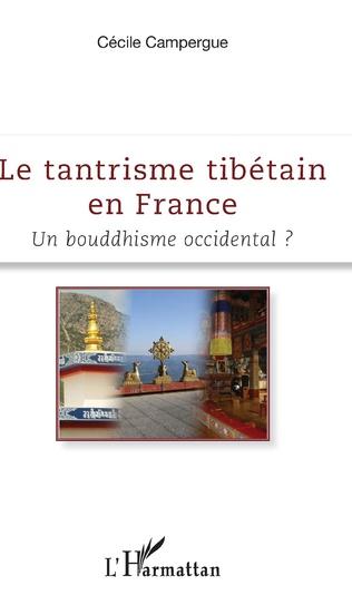 Couverture Le tantrisme tibétain en France