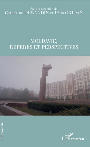 Couverture Moldavie Repères et perspectives
