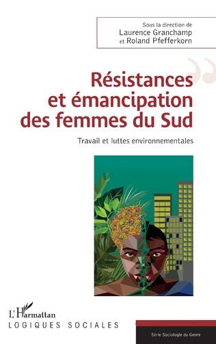 Couverture Résistances et émancipation des femmes du Sud