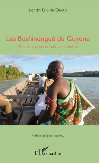 Couverture Les Bushinengué de Guyane