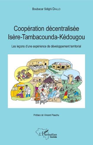 Couverture Coopération décentralisée Isère-Tambacounda-Kédougou