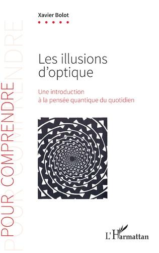 Couverture Les illusions d'optique