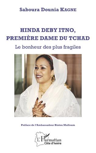 Couverture Hinda Deby Itno, première dame du Tchad