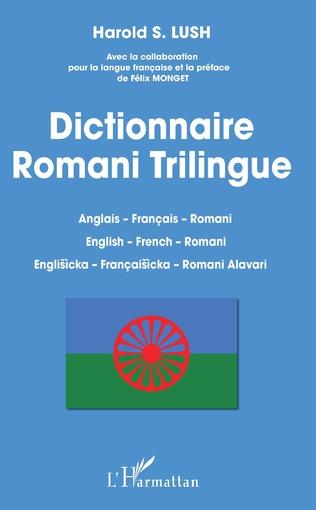 Couverture Dictionnaire Romani Trilingue