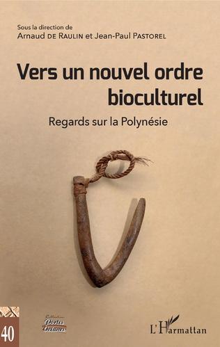 Couverture Vers un nouvel ordre bioculturel