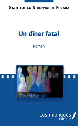 Couverture Un dîner fatal