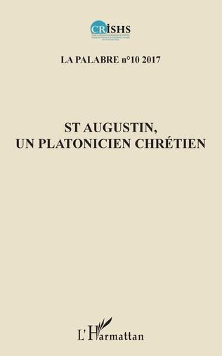 Couverture St Augustin, un platonicien chrétien